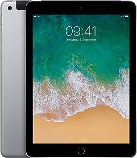 Apple iPad 9.7 (5.ª Generación) 128GB Wi-Fi + Cellular - Gris Espacial - Desbloqueado (Reacondicionado)