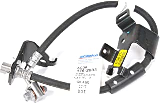 ACDelco 18J4190 Professional Front Driver Side Hydraulic Brake Hose Assembly