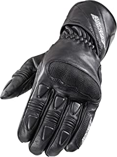 Joe Rocket Men's Pro Street Black Gloves 1520-1005