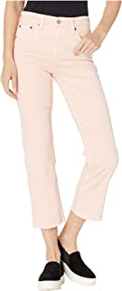 Lucky Brand Women's High Rise Bridgette Crop Flare Jean