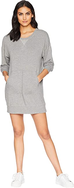 Dream Slub Courtside Sweatshirt Dress