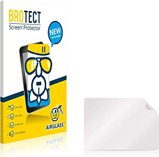 BROTECT Protector Pantalla Cristal Compatible con Samsung Galaxy Tab GT-P5100 Protector Pantalla Vidrio Dureza 9H AirGlass