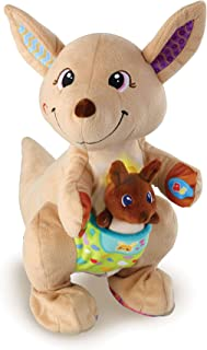 VTech 80-522663 Hop-a-Roo Kangaroo Toy, Multi-Colour