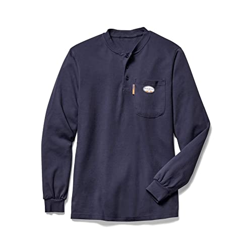 75e2b5458241 RASCO Men s Camo Fr Henley T-Shirt - Cmf458