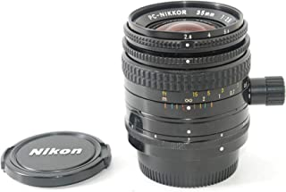 Nikon ニコン PC-NIKKOR 35mm F2.8 New