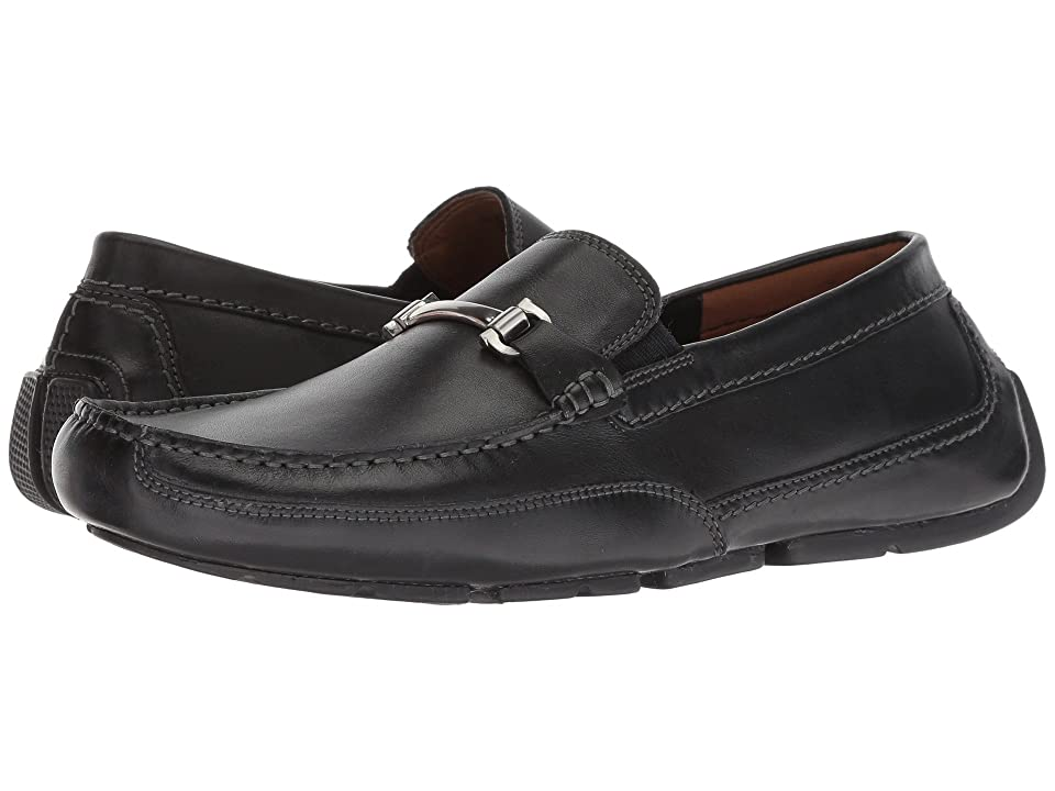 Clarks Ashmont Brace (Black Leather) Men