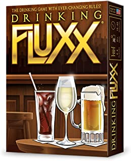 Looney Labs Fully Baked Ideas Drinking Fluxx Board Games