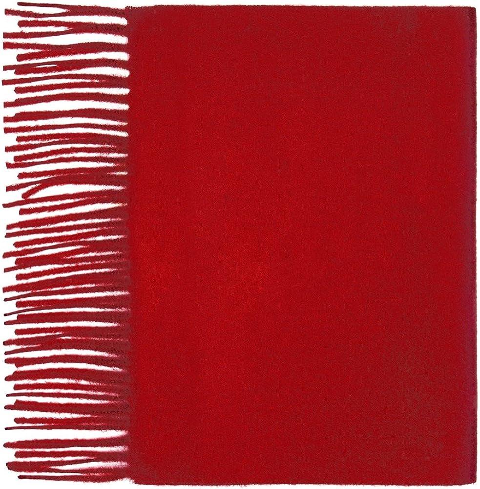 100% Cashmere Scarf, Plain Scarf by Lona Scott