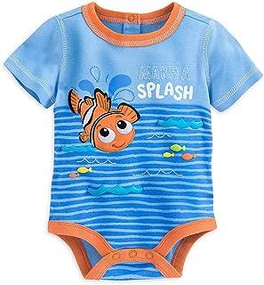 Store Finding Nemo Baby Boy Short Sleeve Bodysuit Size 18-24 M