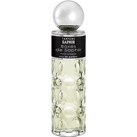 PARFUMS SAPHIR Boxes de Saphir - Eau de Parfum con vaporizador para Hombre - 200 ml