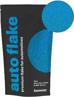 Hemway Automotive Metal Flake Glitter MICROFINE 1/256
