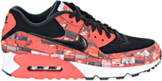 Mens Air Max 90 Print Running Low Top Athletic Shoes