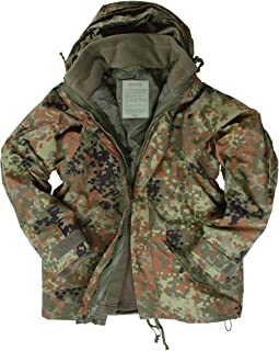 Mil-Tec ECWCS Jacket with Fleece Flecktarn