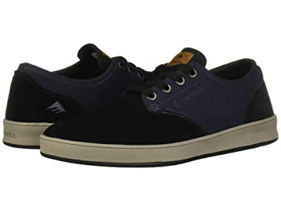 Emerica The Romero Laced (Black/Navy) Men