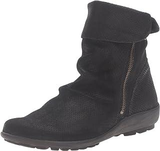 Walking Cradles Women's Heist Boot, Black, 6 M US