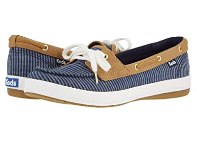Keds Charter Stripe (Navy) Women
