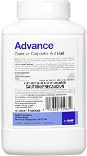 BASF 396153 Advance Granular Carpenter Ant Bait, 8oz