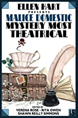 Ellen Hart Presents Malice Domestic 15: Mystery Most Theatrical Paperback