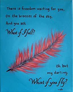 Best oh but my darling what if you fly quote Reviews