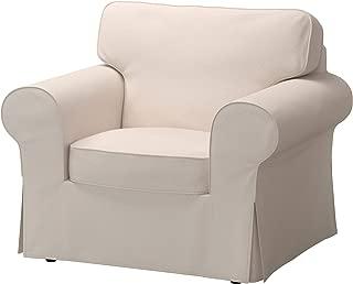IKEA EKTORP Chair Cover, Lofallet Beige