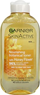 Garnier Skin Active Nourishing Botanical Toner With Honey Flower 200ml