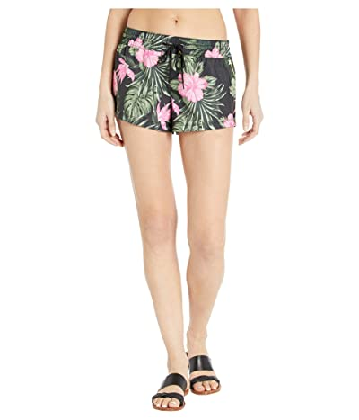 Hurley Supersuede Lanai Volley (Anthracite) Women