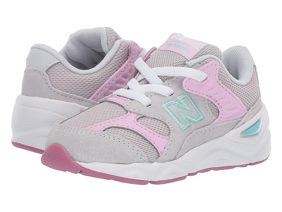 New Balance Kids IHX90Rv1 (Infant/Toddler) (Summer Fog/Crystal Rose) Girls Shoes