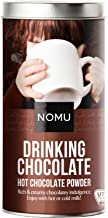 NOMU Drinking Hot Chocolate Powder - Gourmet Cocoa Mix (11 servings)