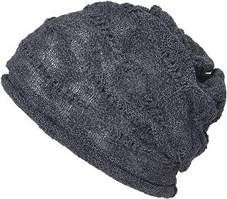 Mens Summer Cotton Beanie Hat - Slouchy Womens Cooling Light Weight Japan Cap