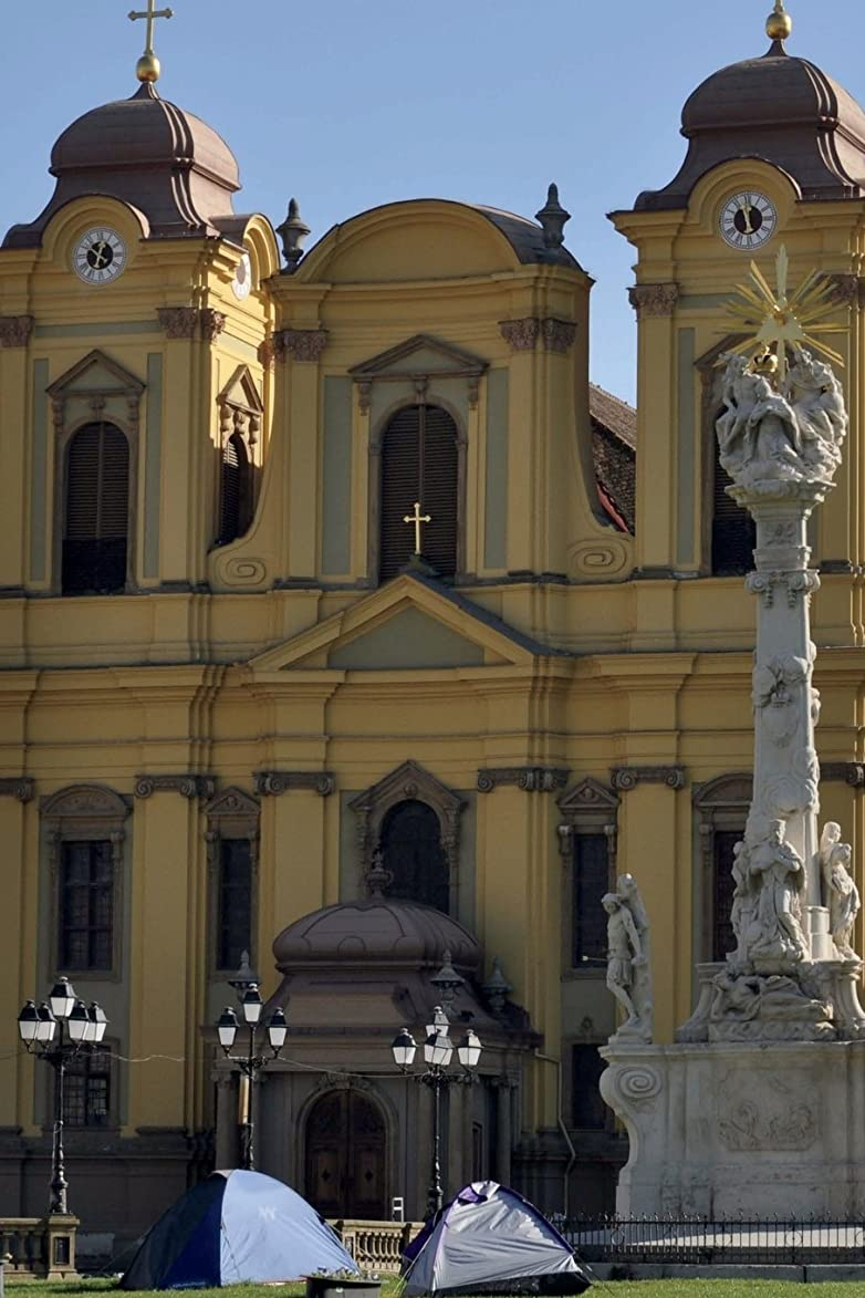 Timisoara Cathedral Journal: 150 page lined notebook/diary