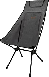 SNOWLINE Pender Chair, Dark Grey, Large