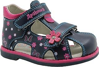 Apakowa Chaussures Premiers Pas pour Bébé garçon Fille Sandales Bout fermé d'été