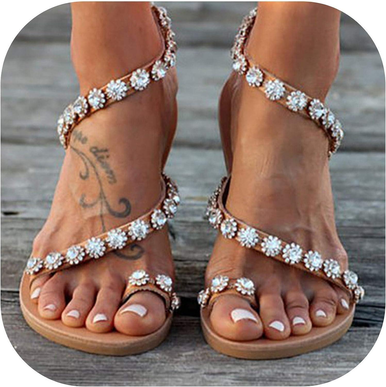 Women Sandals Summer Women shoes Beach Flat Sandals Flip Flop Ladies shoes Woman Sandalie