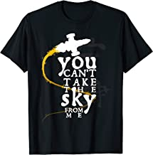 You can't take T-shirt the sky from me