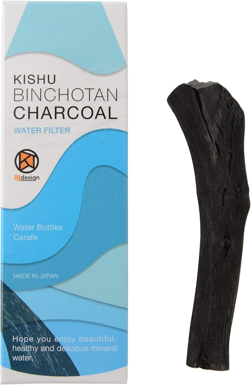 BJdesign Kishu Ranking TOP9 Popular shop is the lowest price challenge Binchotan Charcoal Filter Water 1Stick4inch