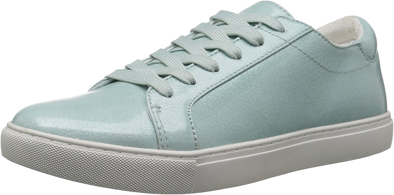 Kenneth Cole New York Womens Kam Lace Up Fashion Sneaker- Techni-Cole 37.5 Lining Sneaker