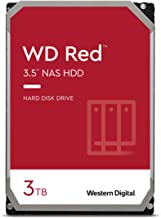 "WD Red 3TB NAS Internal Hard Drive - 5400 RPM Class, SATA 6 Gb/s, CMR, 64 MB Cache, 3.5"" - WD30EFRX (Old Version)"