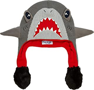 shark winter hat