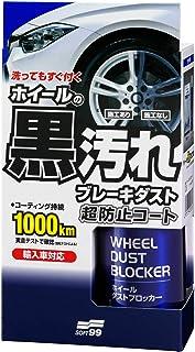 Wheel Dust Blocker - Impermeabilizante de Rodas, Soft99