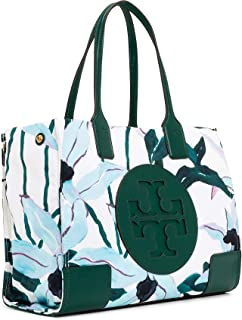 Tory Burch Womens Tote Bag, Desert Bloom Pigment - 56374