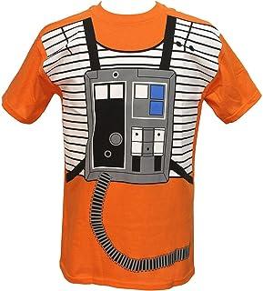 ルークスカイウォーカーフライトスーツマイティファインアダルトコスチュームTシャツTシャツ