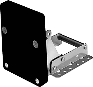 Garelick/EEz-In Stationary Outboard Motor Bracket - Vertical Transom Mount