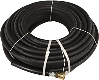 """Schieffer Co. Propulse 4000 PSI 3/8"""" x 100' Uberflex Non Marking Pressure Washer Hose with Couplers"""