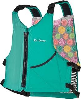 Onyx 121900-505-004-19 Universal Paddle Vest - Aqua