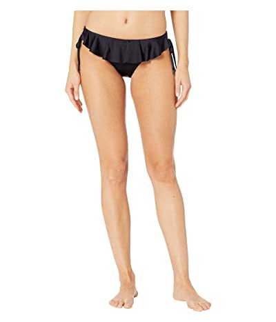 Seafolly Loop Tie Side Hipster (Black) Women