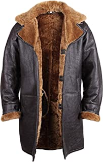 Best goat fur coat men Reviews