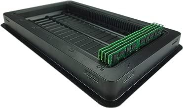 Dell Poweredge R210 16GB Upgrade Kit (4X 4GB) DDR3-1333 PC3-10600E ECC UDIMM (Certified Refurbished)