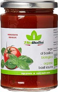 Bioitalia Organic Basil Sauce, 350g