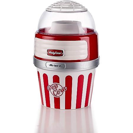 Ariete 2957ROUGE XL Machine à Popcorn, Plastique, Rouge