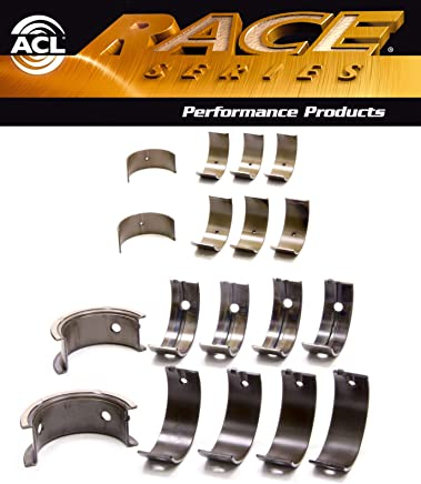 DOHC 2.0L Inline 6 ACL Standard Size Main /& Rod Bearing Set for Nissan RB20DE RB20DET